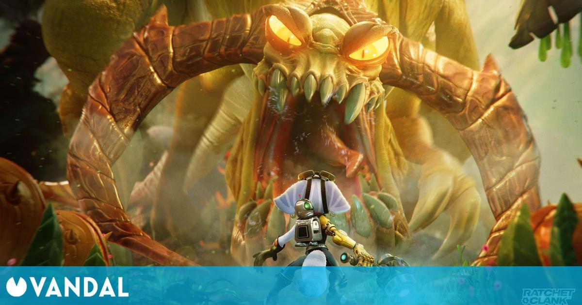 Ratchet & Clank: Una Dimensión Aparte recibirá sus modos rendimiento con un parche