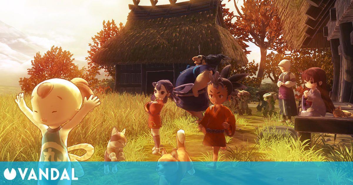Sakuna: Of Rice and Ruin se ha actualizado con textos al español