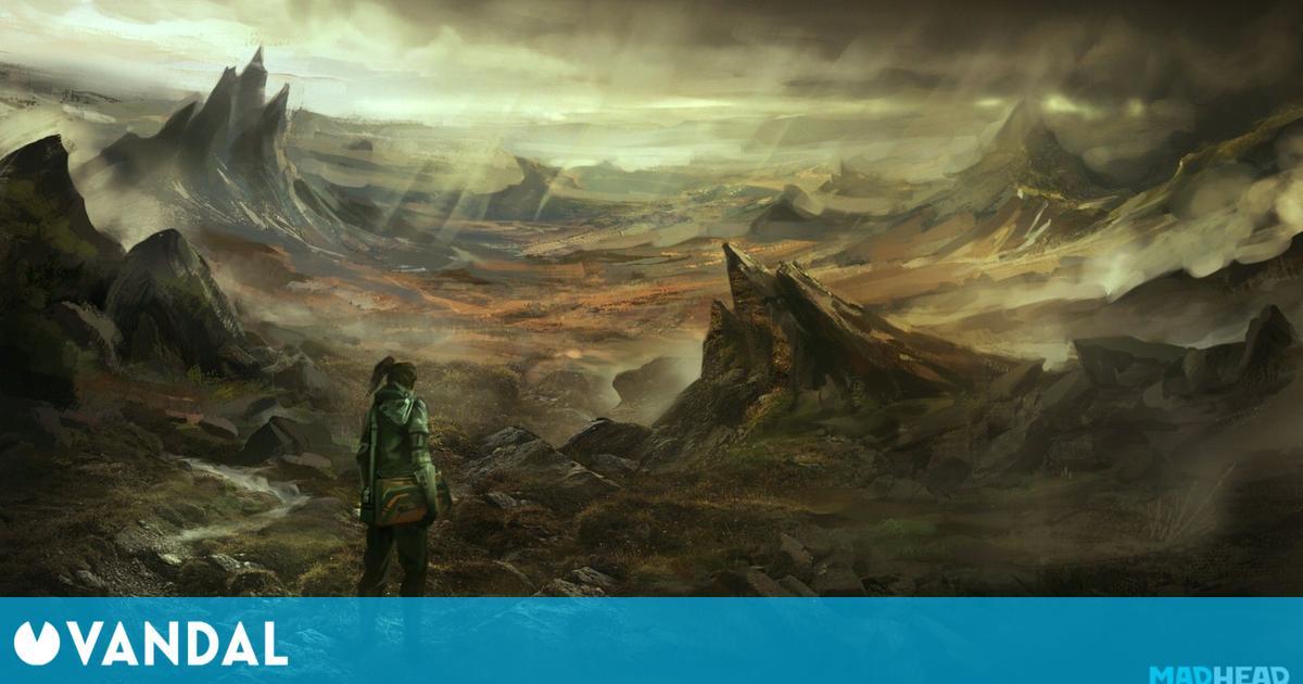 Anunciado el juego de fantasía oscura Scars Above, disponible en 2022 para PC y consolas
