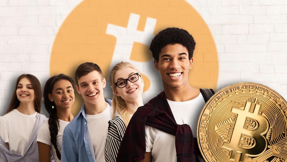 Encuesta de Wells Fargo revela que adolescentes saben más de bitcoin que sus padres