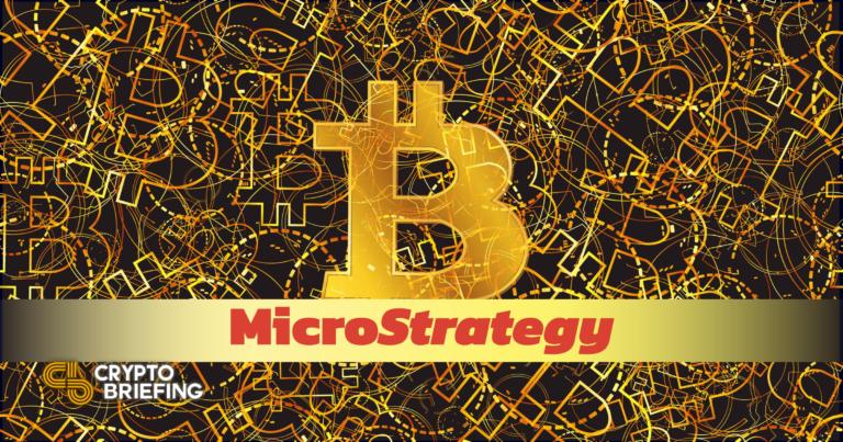 MicroStrategy compra The Dip con una compra de $ 489 millones de BTC