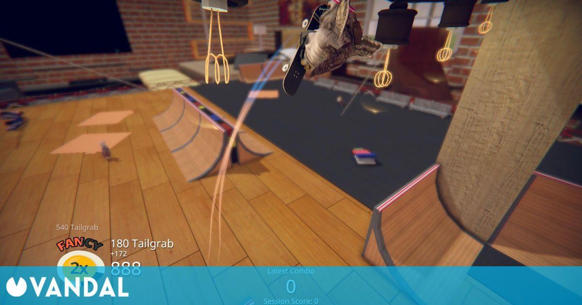 SkateBIRD llega el 12 de agosto a Switch, Xbox One y PC incluido en Game Pass