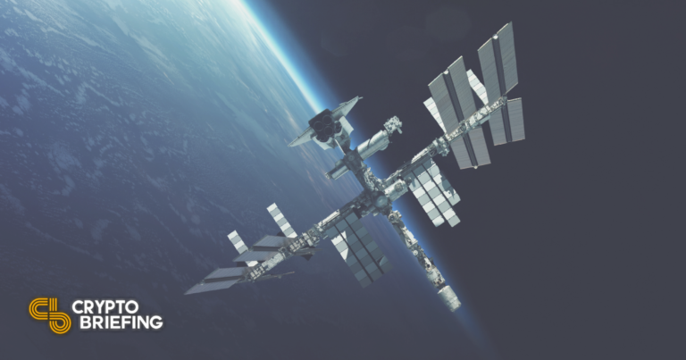 SpaceX lanza vuelo a ISS con Ethereum Node
