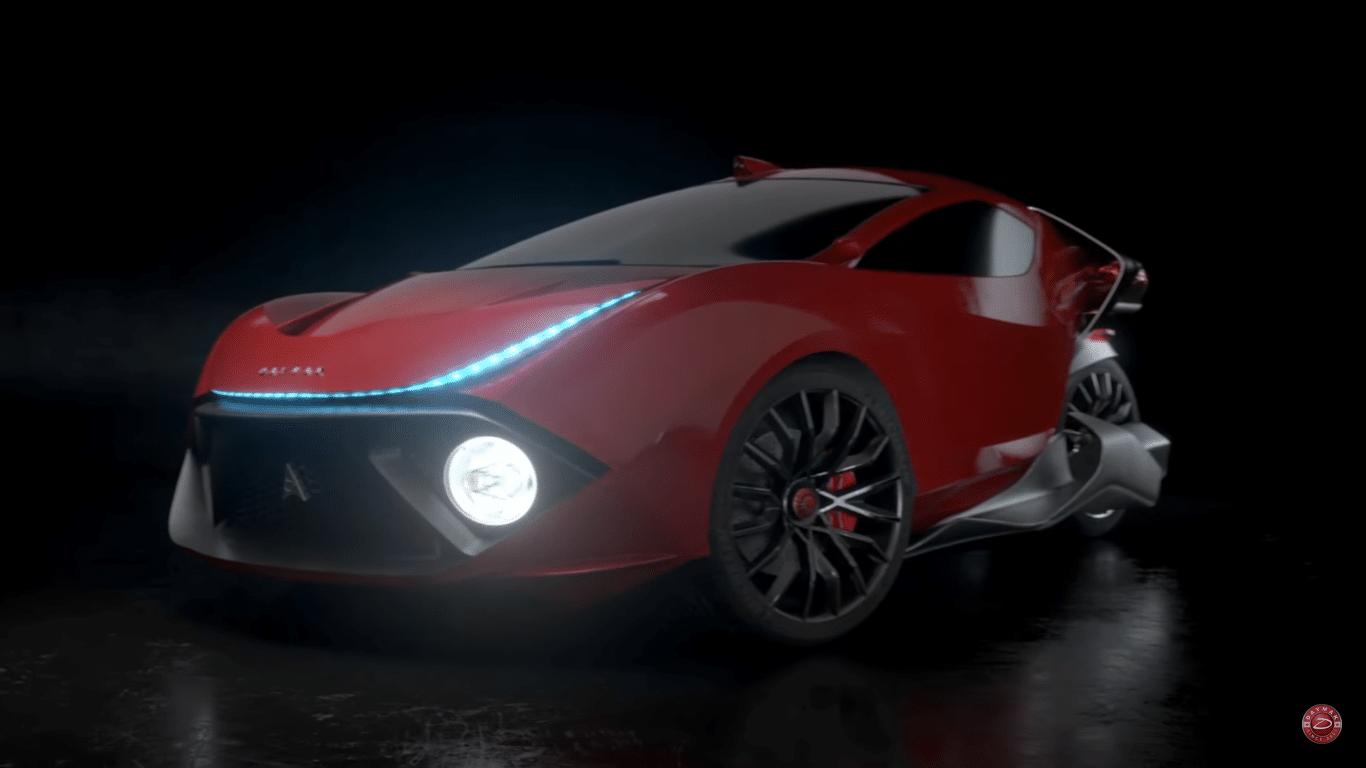 En 2023 podrás minar Bitcoin mientras viajas en un auto eléctrico (y no será Tesla)
