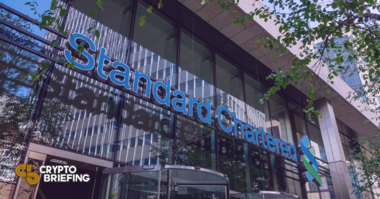Standard Chartered para lanzar corretaje de cifrado