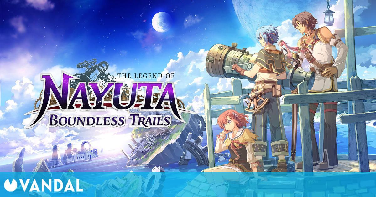 The Legend of Nayuta: Boundless Trails se lanzará en PC, Switch y PS4 en 2023