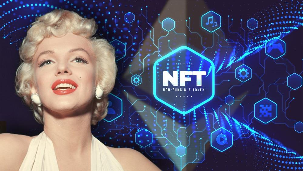 Marilyn Monroe es inmortalizada en colección de NFT en Ethereum