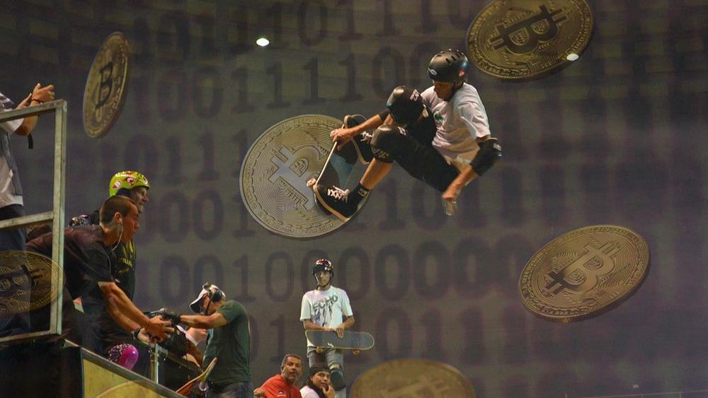Tony Hawk me enseñó que el skate y Bitcoin no son diferentes