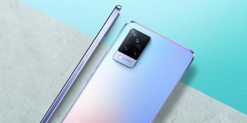 VIVO V21 5G, el 'smartphone' de los 'superselfies' ya está aquí
