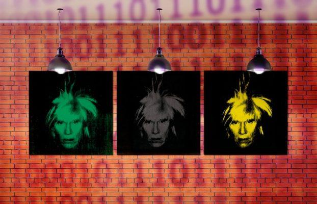 Mercado NFT de Binance abre con obras de Andy Warhol y Salvador Dalí