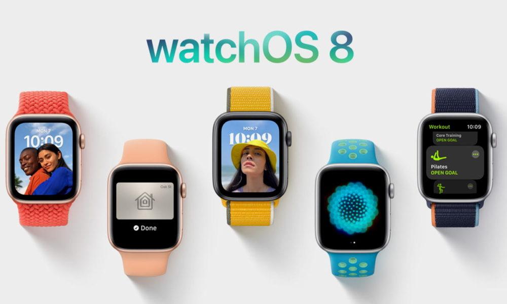 Apple presenta watchOS 8 con enfoque a la salud y el deporte