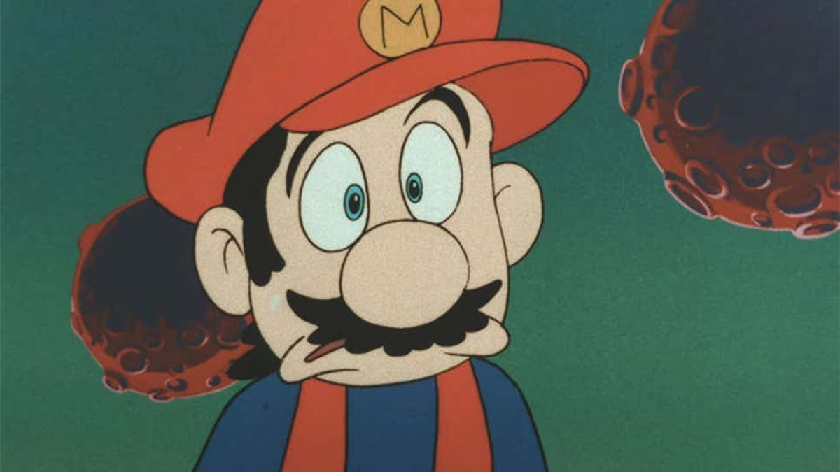 La película Super Mario Bros. de 1986 se está restaurando en 4k
