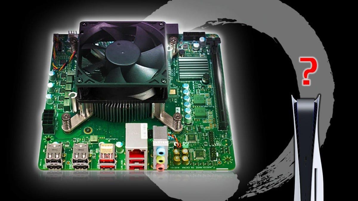 Tu próxima PC podría tener un chip de PS5 en su interior