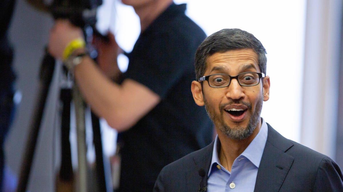 El CEO de Google dice que la revolución de la lA será más grande que la invención del fuego, la electricidad o internet