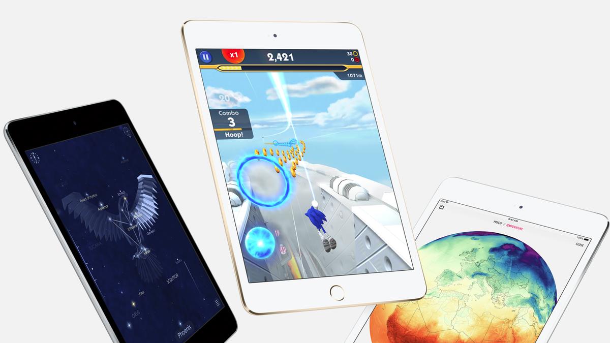 Un iPad mini con diseño completamente nuevo llegaría este año