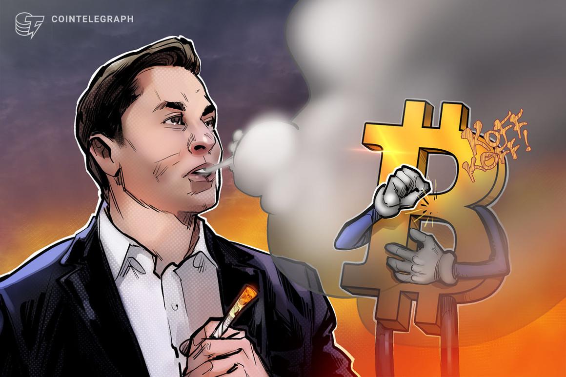Elon Musk y Bitcoin: una relación tóxica