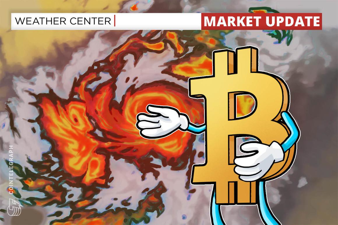 un trader advierte de un «estrangulamiento» del precio de BTC