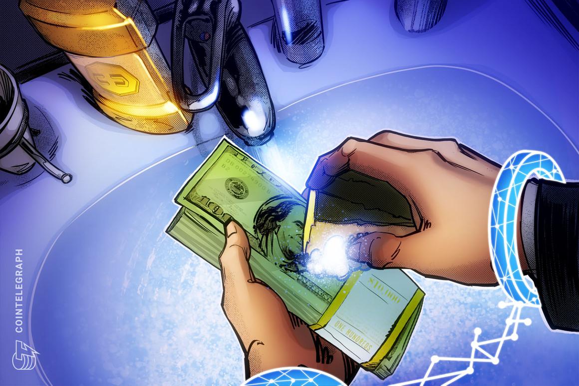 OK Group ayudará a China a combatir el lavado de dinero con blockchain