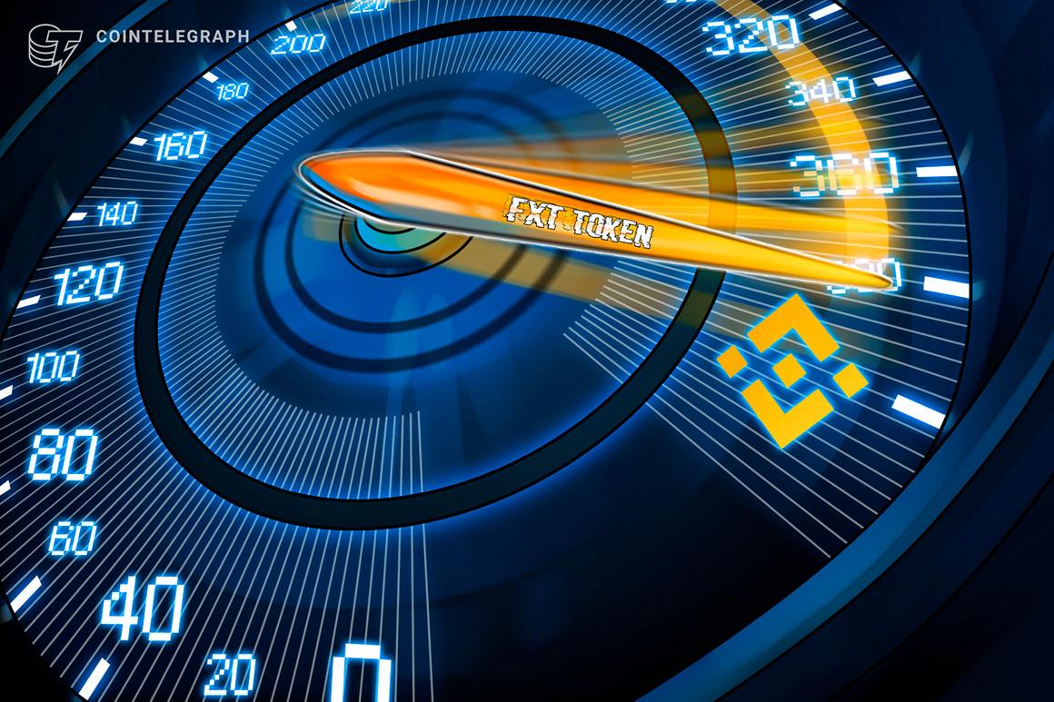 El token FXT accede a la Binance Smart Chain tras el éxito de ERC-20