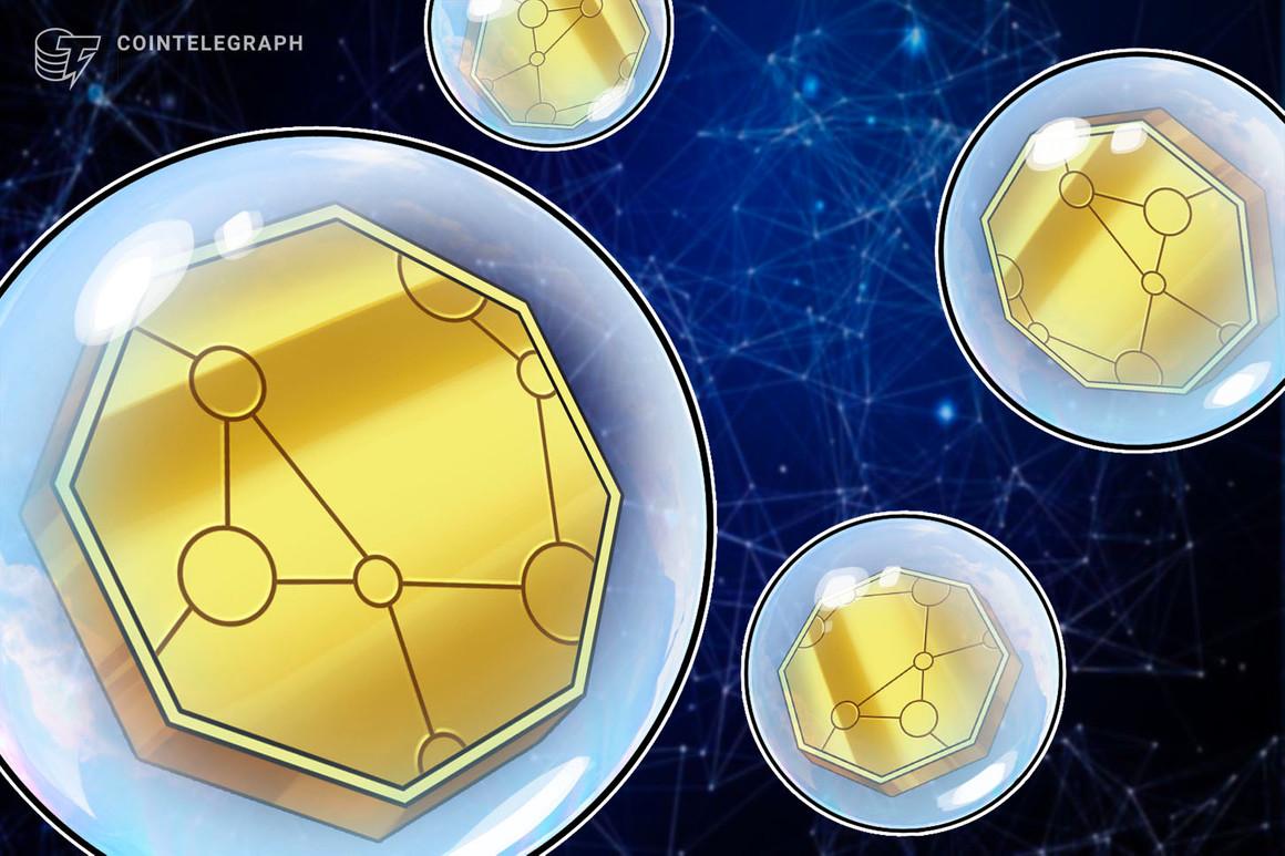UBS advierte que los reguladores podrían hacer estallar los «mercados de criptomonedas en forma de burbuja»