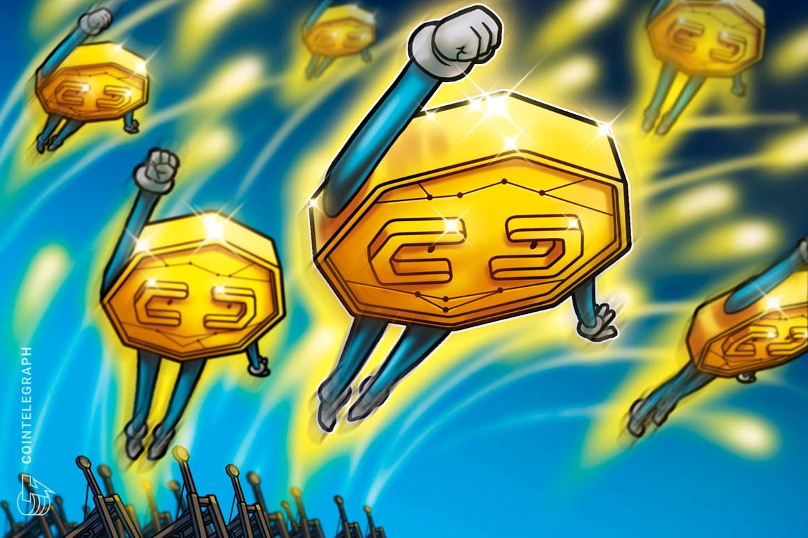 Varias altcoins registraron ganancias de dos dígitos luego de que el precio de Bitcoin se acercara a los USD 33,000