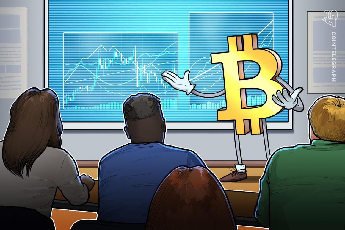 El impulso alcista de Bitcoin ahora debe defender el soporte de $33,000 tras una pérdida diaria del 5%