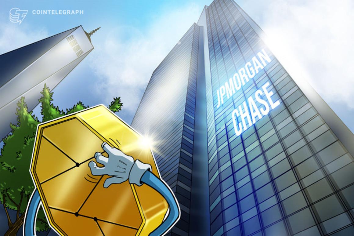 JPMorgan daría a sus clientes minoristas acceso a fondos de criptomonedas