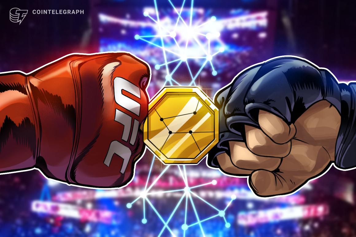 La UFC firma un acuerdo de patrocinio de 175 millones de dólares con Crypto.com