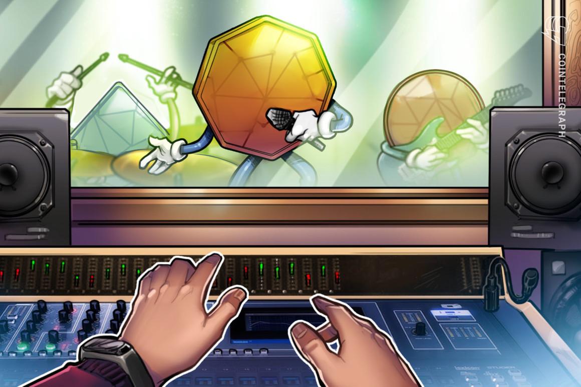 El caso de uso más reciente de las criptomonedas: ¿producción musical?