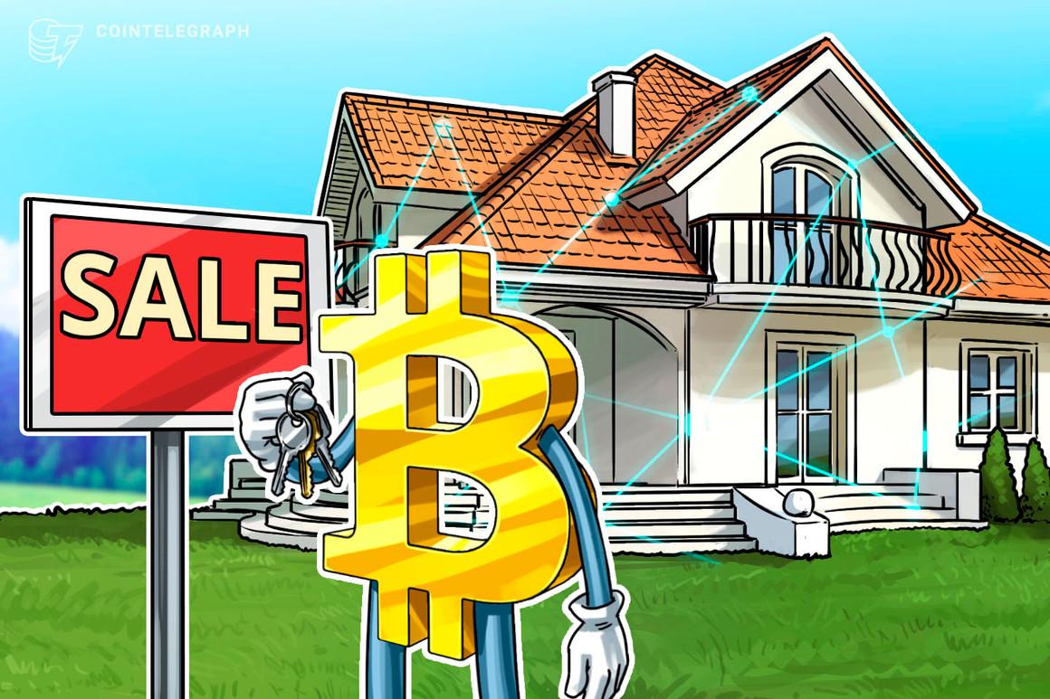 Los pagos con Bitcoin para bienes raíces ganan tracción a medida que los tenedores de criptomonedas buscan monetización