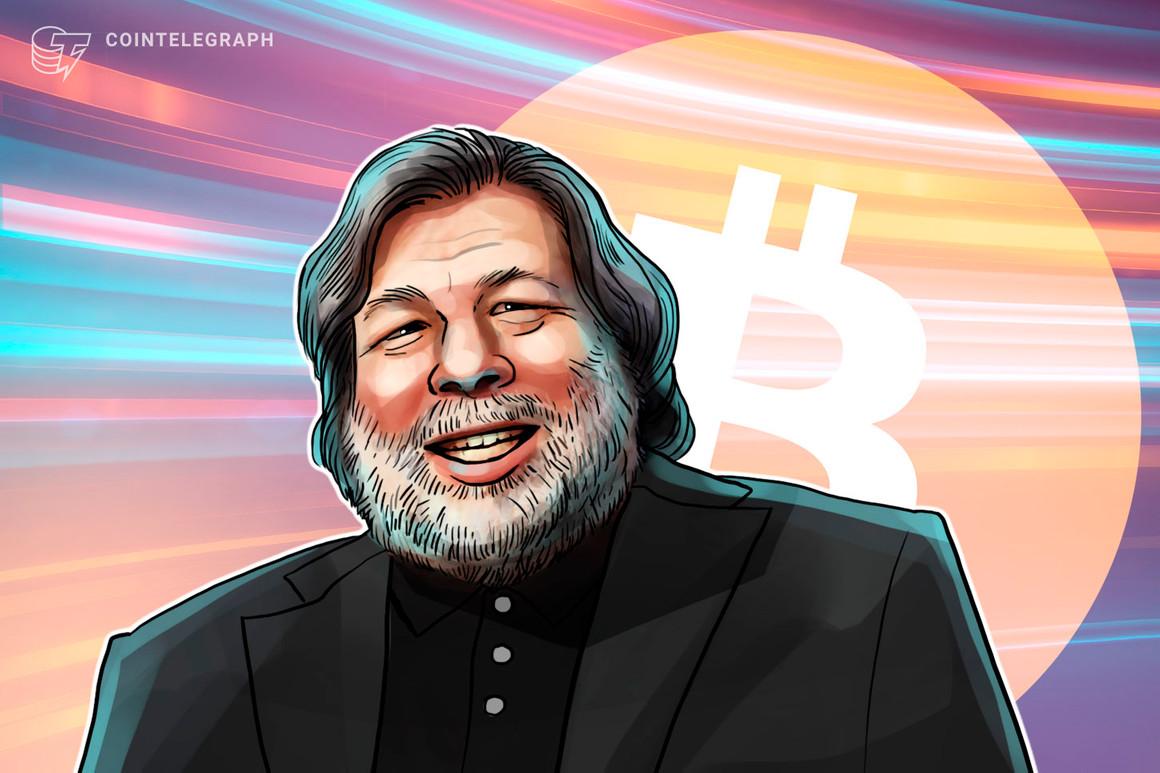 Bitcoin es un milagro y es mejor que el oro, asegura Wozniak, cofundador de Apple