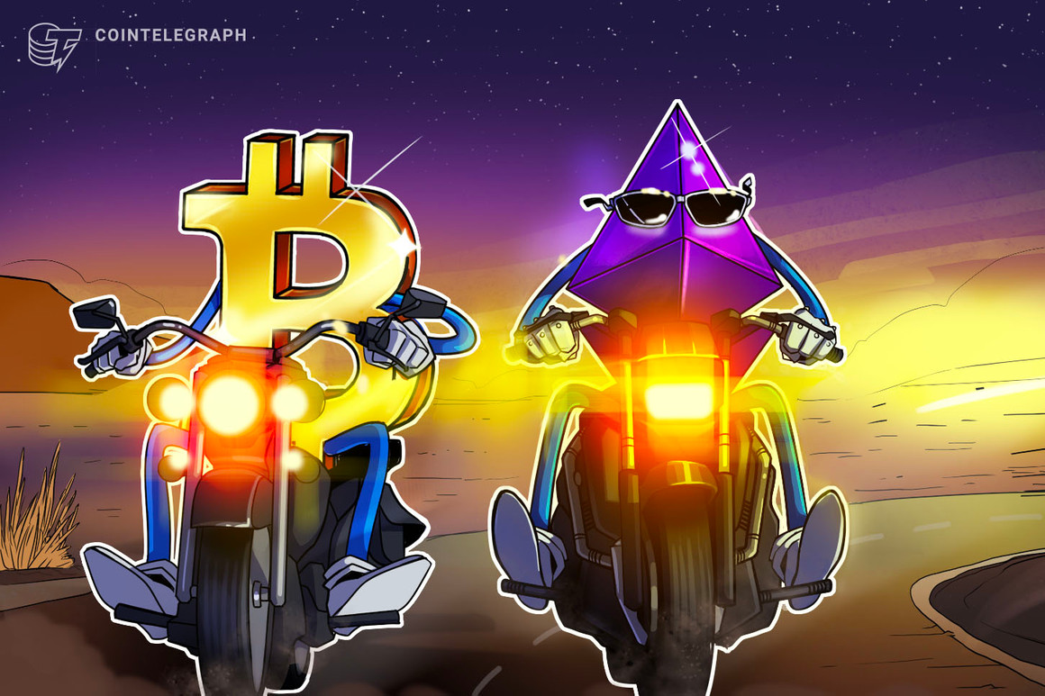 ¡Simplemente haz HODL! Bitcoin y Ethereum ofrecen mayores ganancias que los fondos indexados de criptomonedas de «menor riesgo»