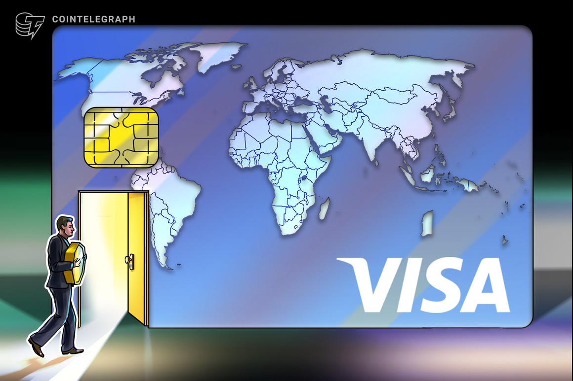 Visa reporta más de USD 1 mil millones en gastos en criptomonedas en el primer semestre de 2021