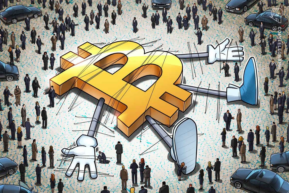 Se registra una gran acumulación de Bitcoin mientras el precio de BTC se niega a caer por debajo de los 30,000 dólares