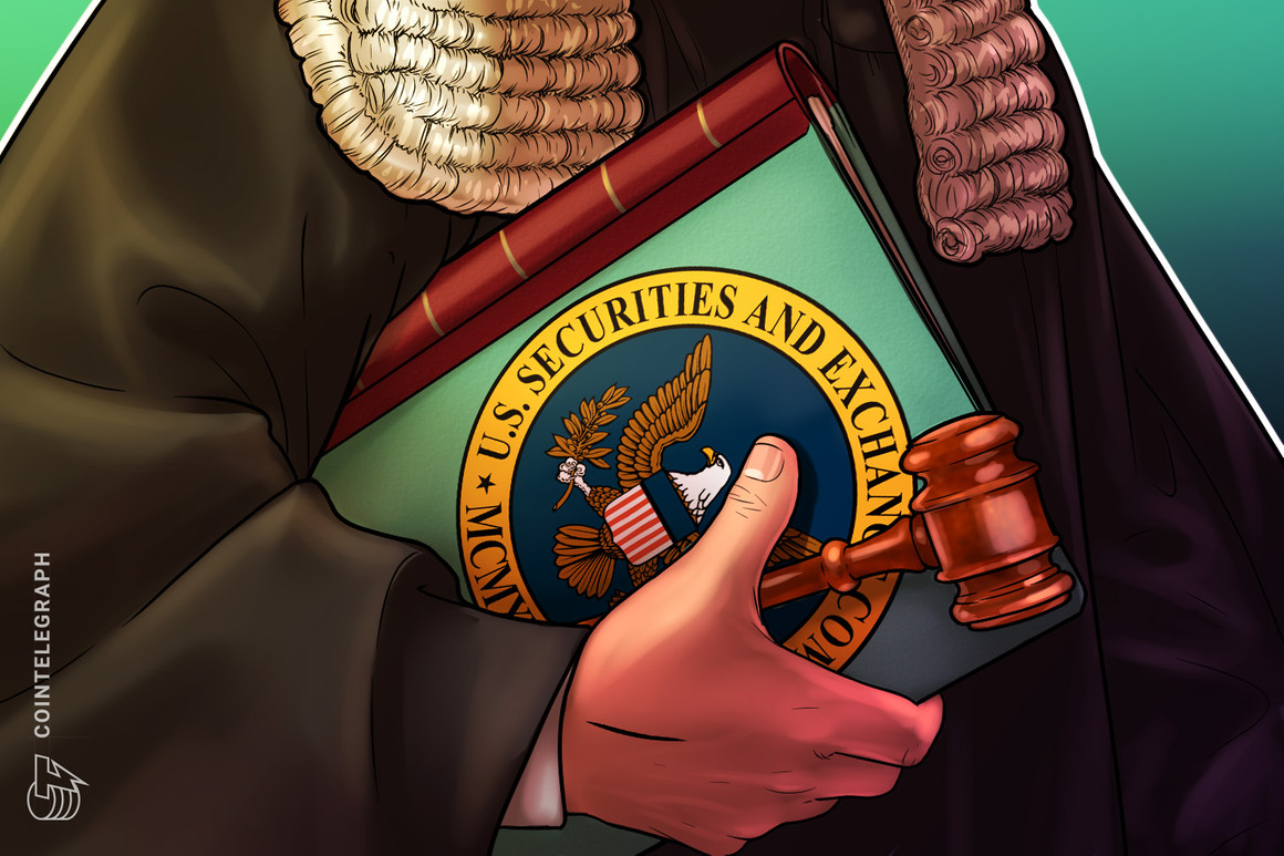 El presidente de la SEC dice que las criptomonedas están sujeta a las reglas de swaps basados en valores