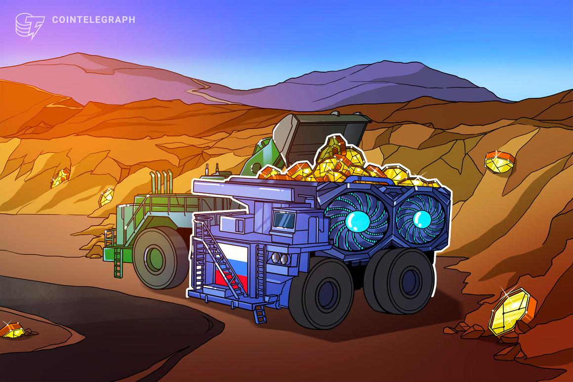 Un nuevo proyecto tiene como objetivo atraer a los mineros de criptomonedas globales a Rusia