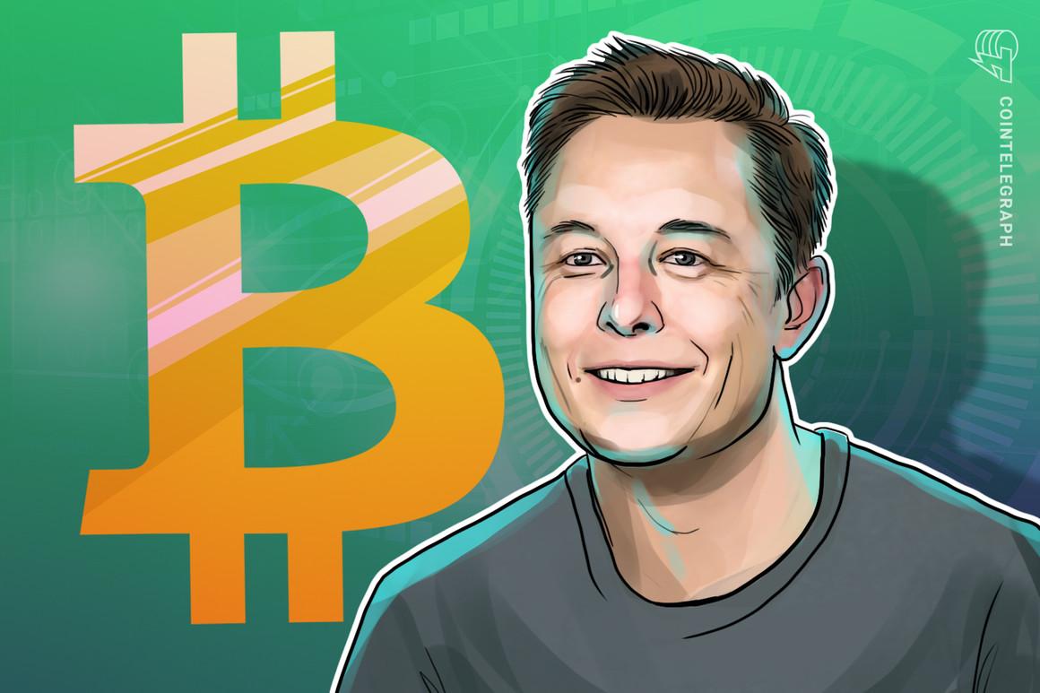 Elon Musk dice que Bitcoin puede haber alcanzado ya su punto de referencia en materia de energía renovable
