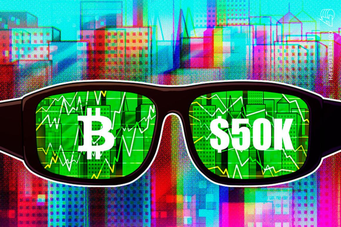 Tras la subida reciente, CEO de Cryptohopper cree que el precio de bitcoin podría llegar a USD 50,000 nuevamente