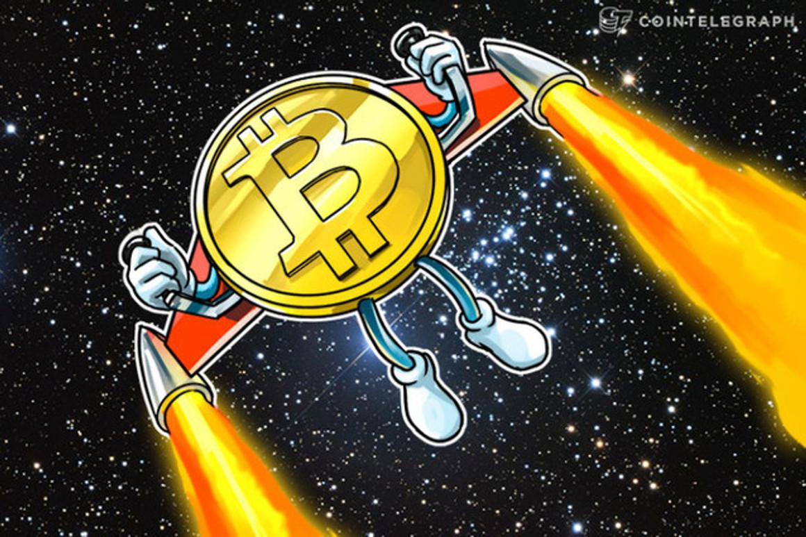 Bitcoin se recupera en las últimas horas frente a las principales monedas fiat de LATAM
