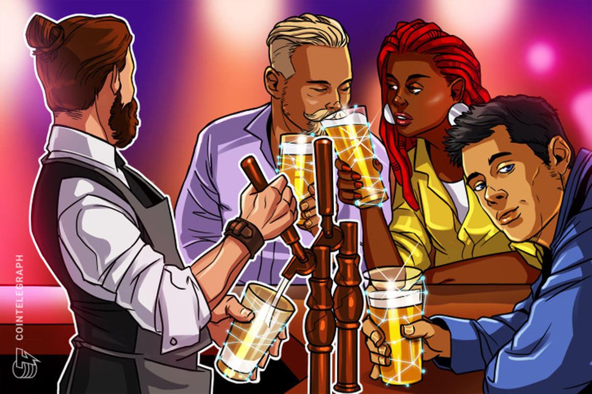 Cervecería española incorpora criptomonedas como medio de pago