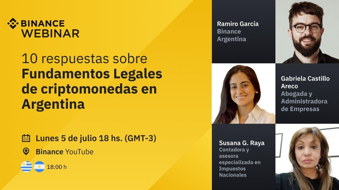 🇦🇷 10 respuestas sobre fundamentos legales de criptomonedas en Argentina