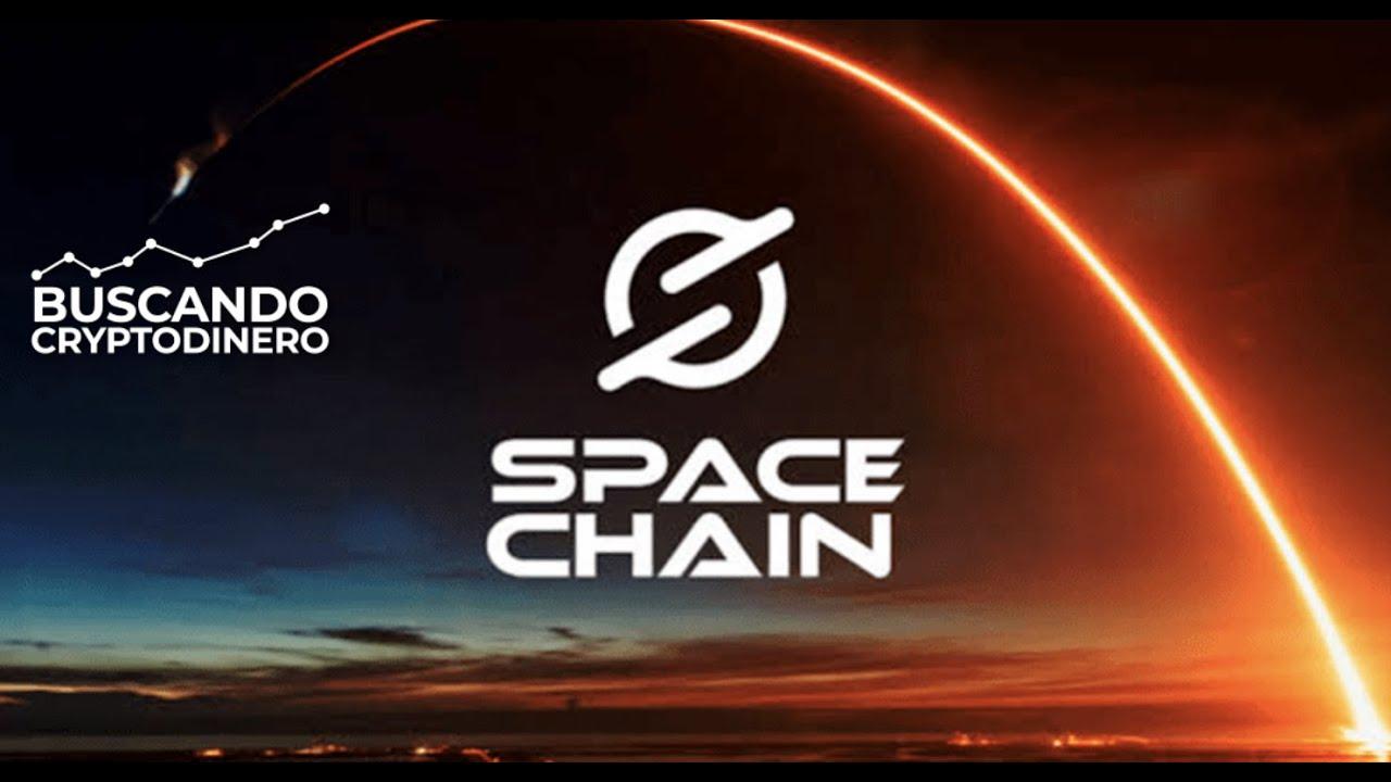 """SpaceChain """"SPC"""" Que es?? 🔥 ☞Predicción de PRECIOS 🤑 2021 2026 ☜    Me CONVIENE invertir 💰??"""
