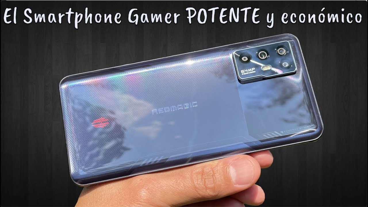 Redmagic 6 RACING el Smartphone gamer que no tiene PIERDE