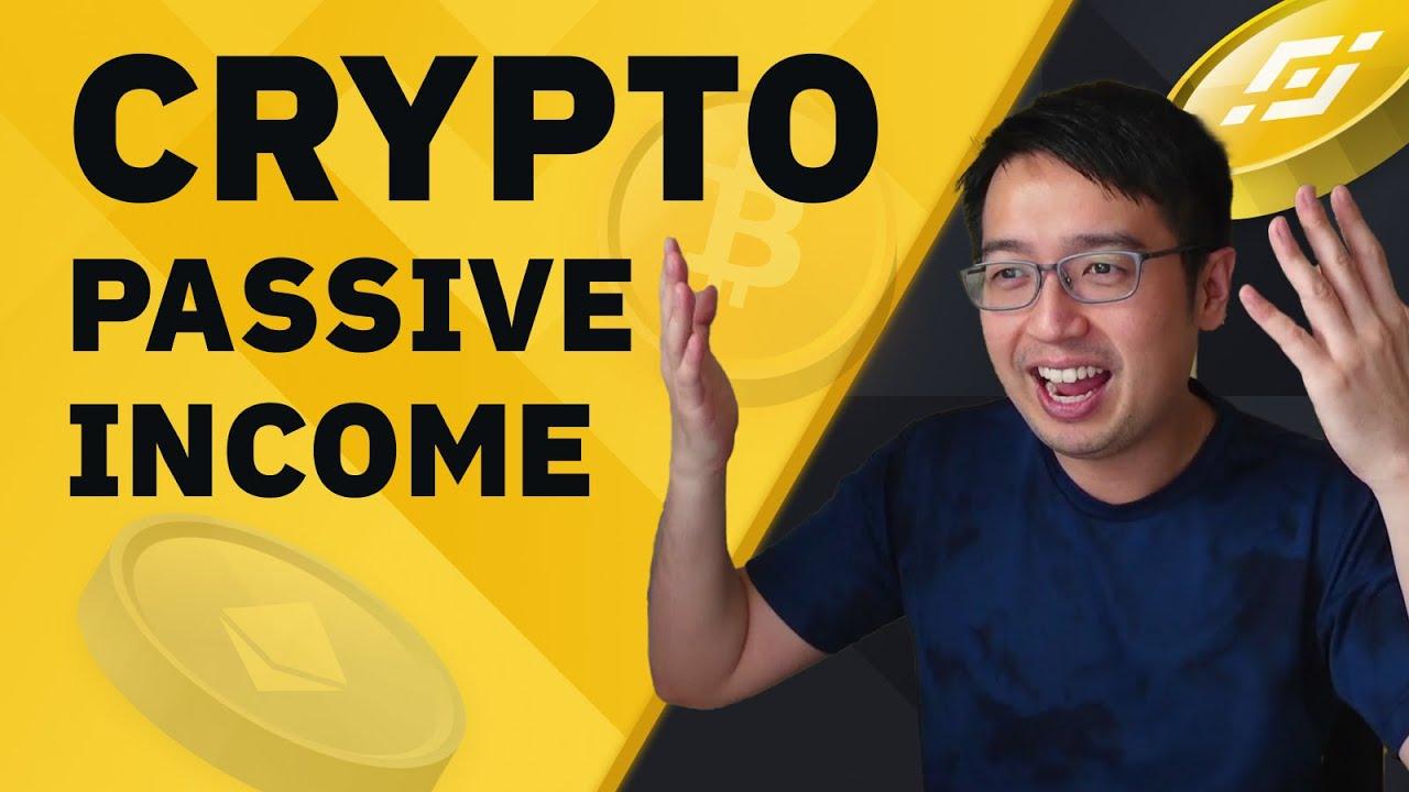 10 ways to earn crypto passive income on Binance