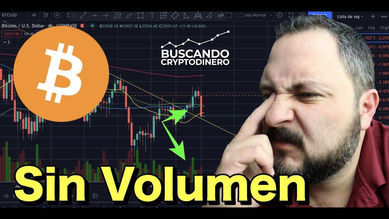 🧘🏻♀️ Bitcoin ➤ Sin Volumen + 8 Monedas y Rifa de Litecoin !!