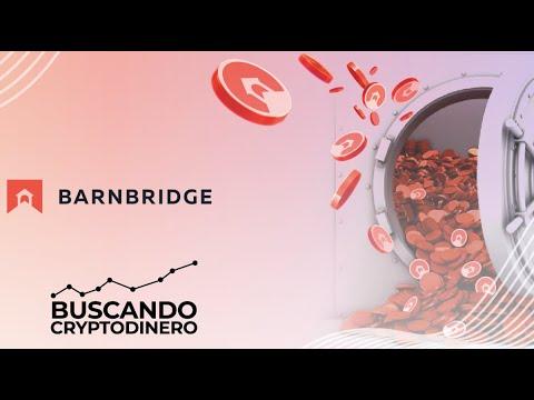 """BarnBridge """"BOND"""" Que es? 🔥 ☞Predicción de PRECIOS 🤑 2021-2026 ☜    Me CONVIENE invertir 💰??"""