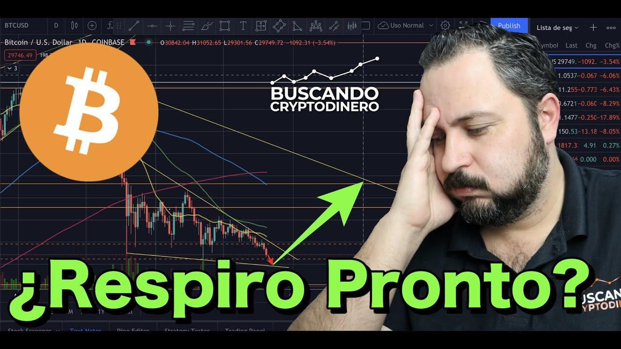 😳 Bitcoin ➤ Pronto vendra un respiro?? + 16 Monedas y Rifa de Litecoin !!