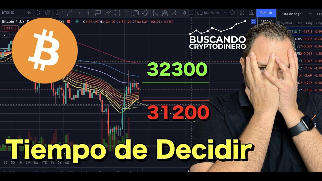 💣 Bitcoin ➤ Momento de decisión !!! + Rifa de Litecoin !!!