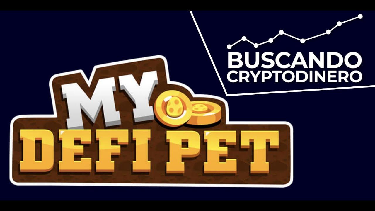 """My DeFi Pet """"DPET"""" Que es? 🔥 ☞Predicción de PRECIOS 🤑 2021-2026 ☜    Me CONVIENE invertir 💰??"""