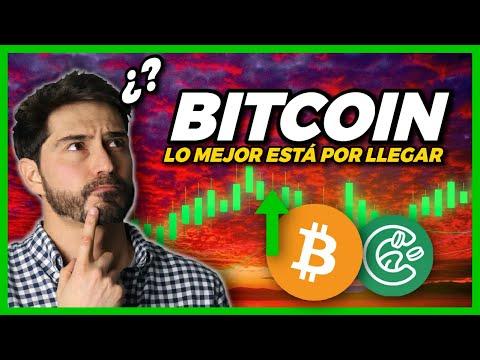 ¡¡GRANDES NOTICIAS PARA BITCOIN!! Todo listo para que BTC finalmente explote?!